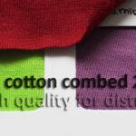 Jenis kain bahan Polo Shirt